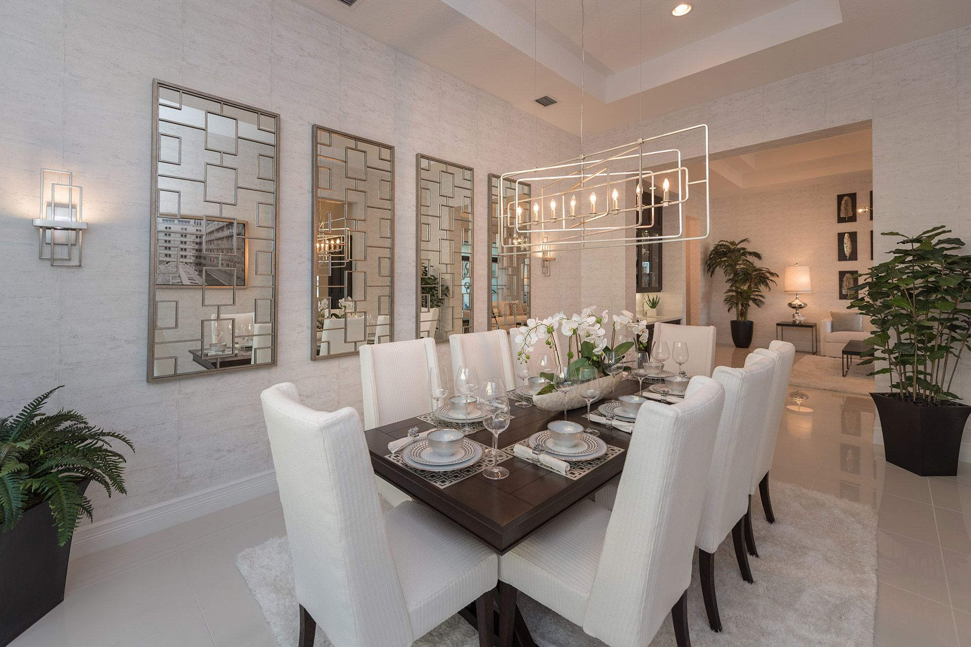 Living Area featured in the Charleston Grande Contemporary By GL Homes in Palm Beach County, FL
