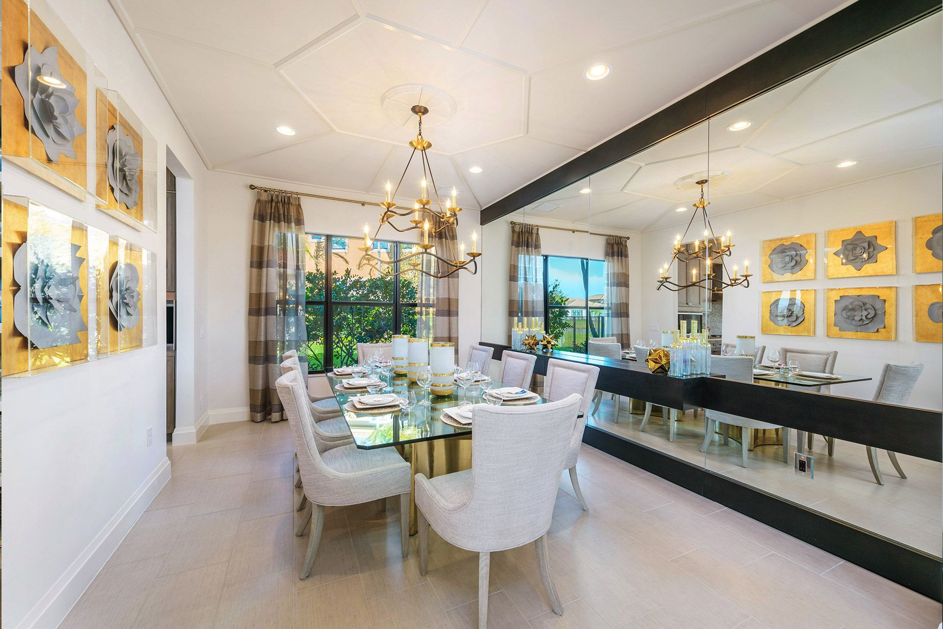 Living Area featured in the Bassano Grande Contemporary By GL Homes in Palm Beach County, FL
