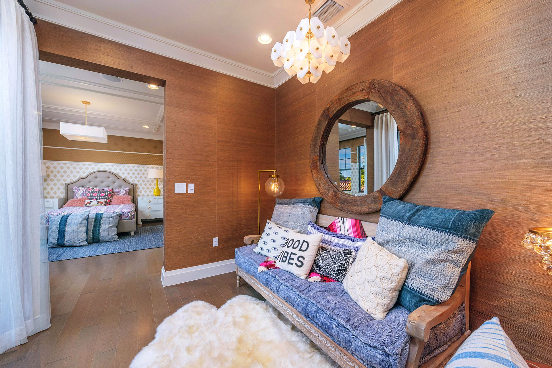Bedroom featured in the Bassano Grande Contemporary By GL Homes in Palm Beach County, FL