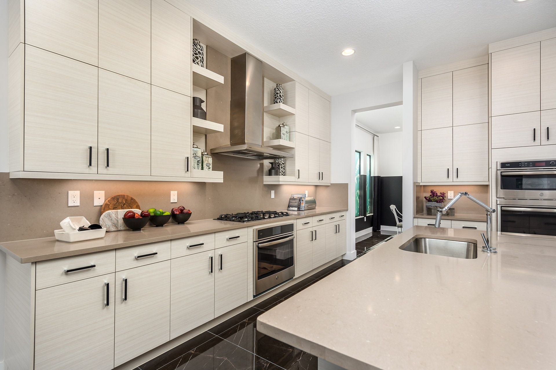 Kitchen featured in the Polynesia By GL Homes in Palm Beach County, FL
