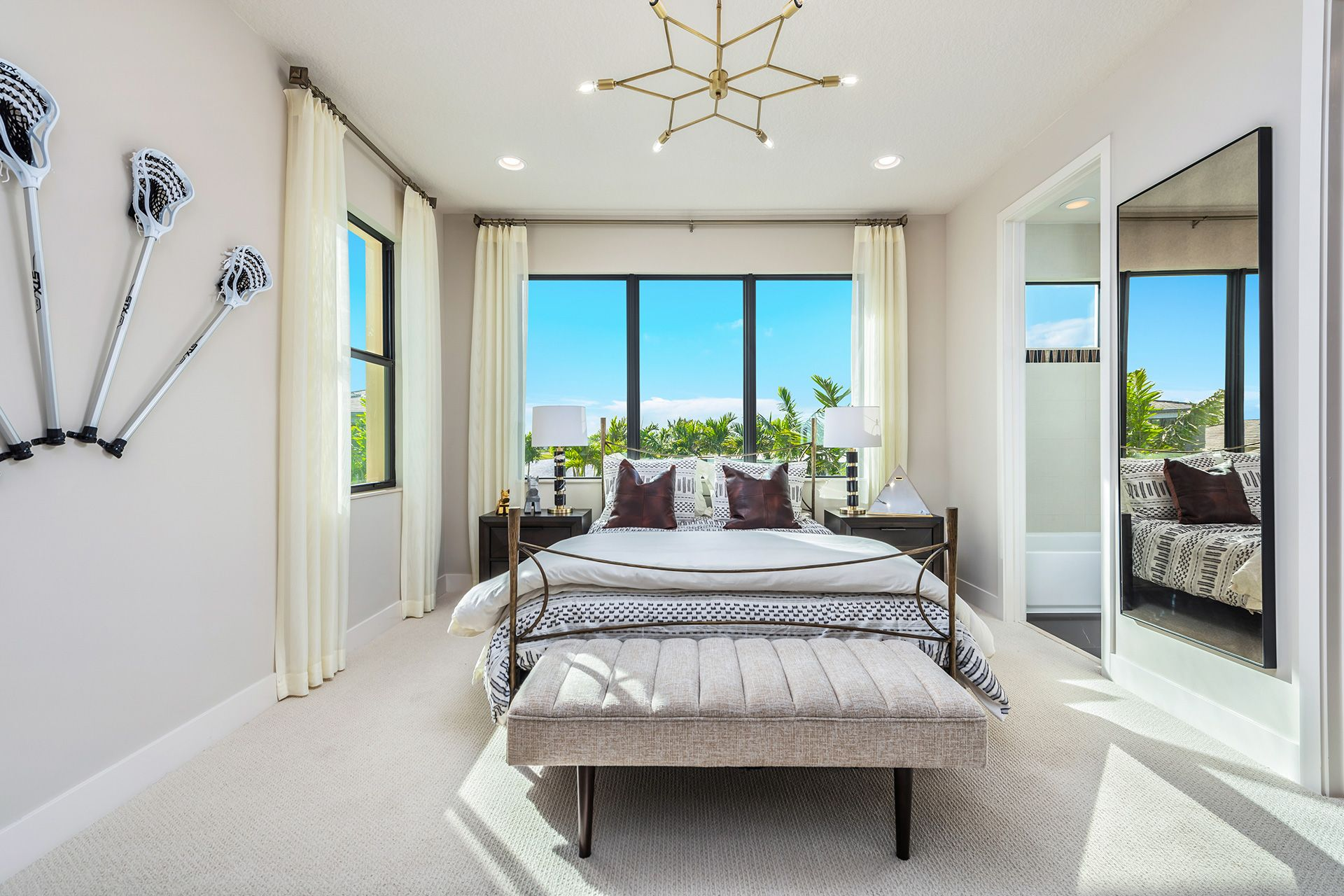 Bedroom featured in the Mariana By GL Homes in Palm Beach County, FL