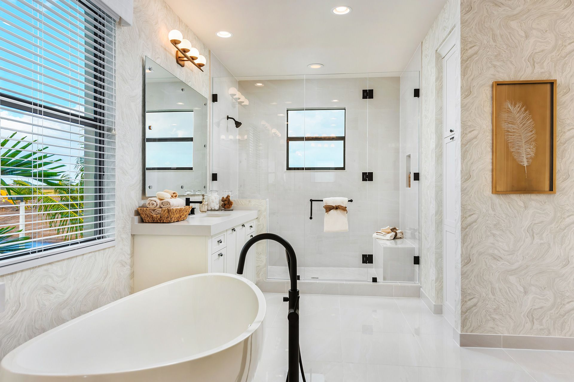 Bathroom featured in the Mariana By GL Homes in Palm Beach County, FL
