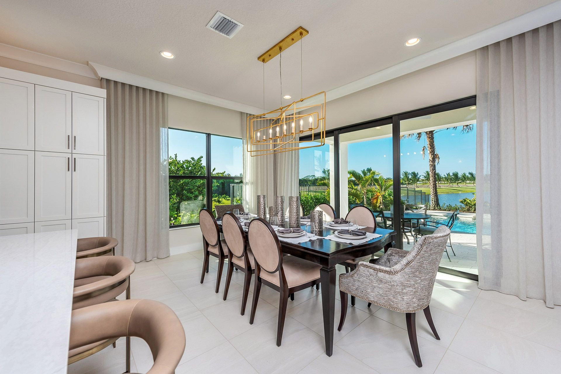Living Area featured in the Santo By GL Homes in Palm Beach County, FL