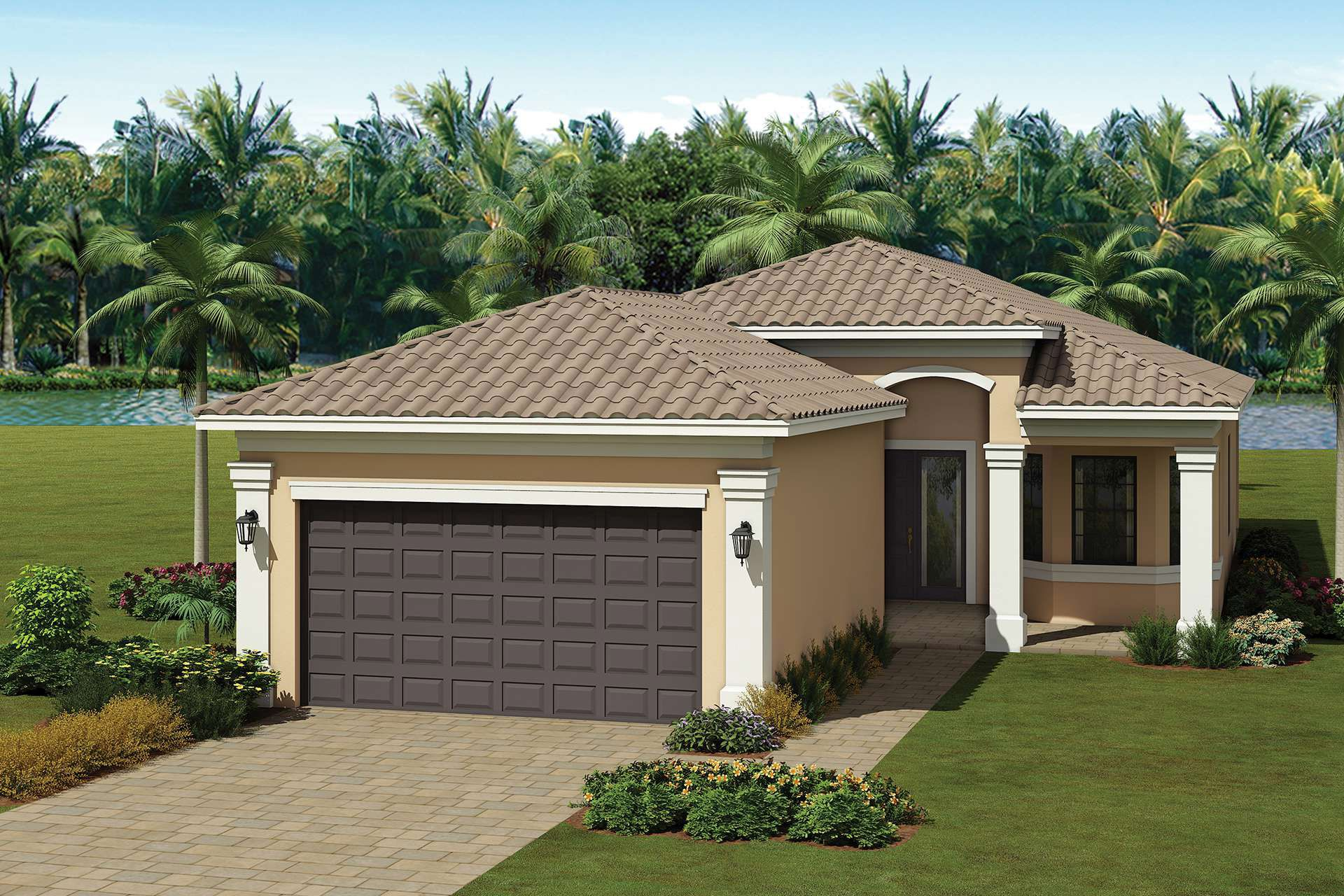 Marina Bay in Fort Myers, FL :: New Homes by GL Homes on old brick homes, az homes, london bay homes,