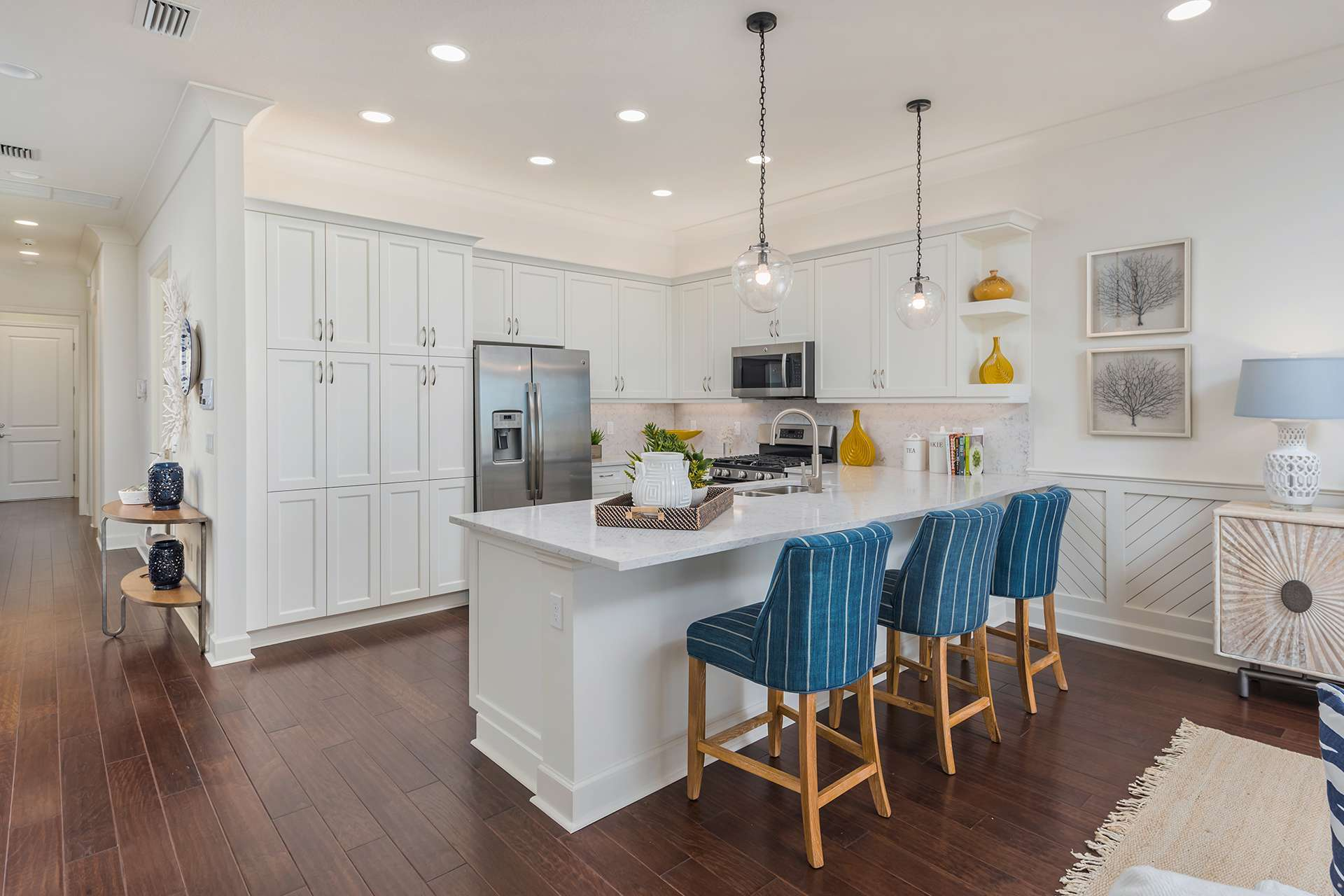 Kitchen featured in the Nantucket By GL Homes in Fort Myers, FL