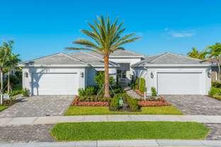 Brighton - Valencia Bonita: Bonita Springs, Florida - GL Homes