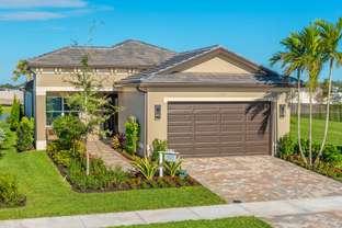 Sierra - Valencia Bonita: Bonita Springs, Florida - GL Homes