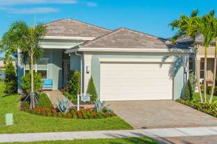 Tribeca - Valencia Bonita: Bonita Springs, Florida - GL Homes