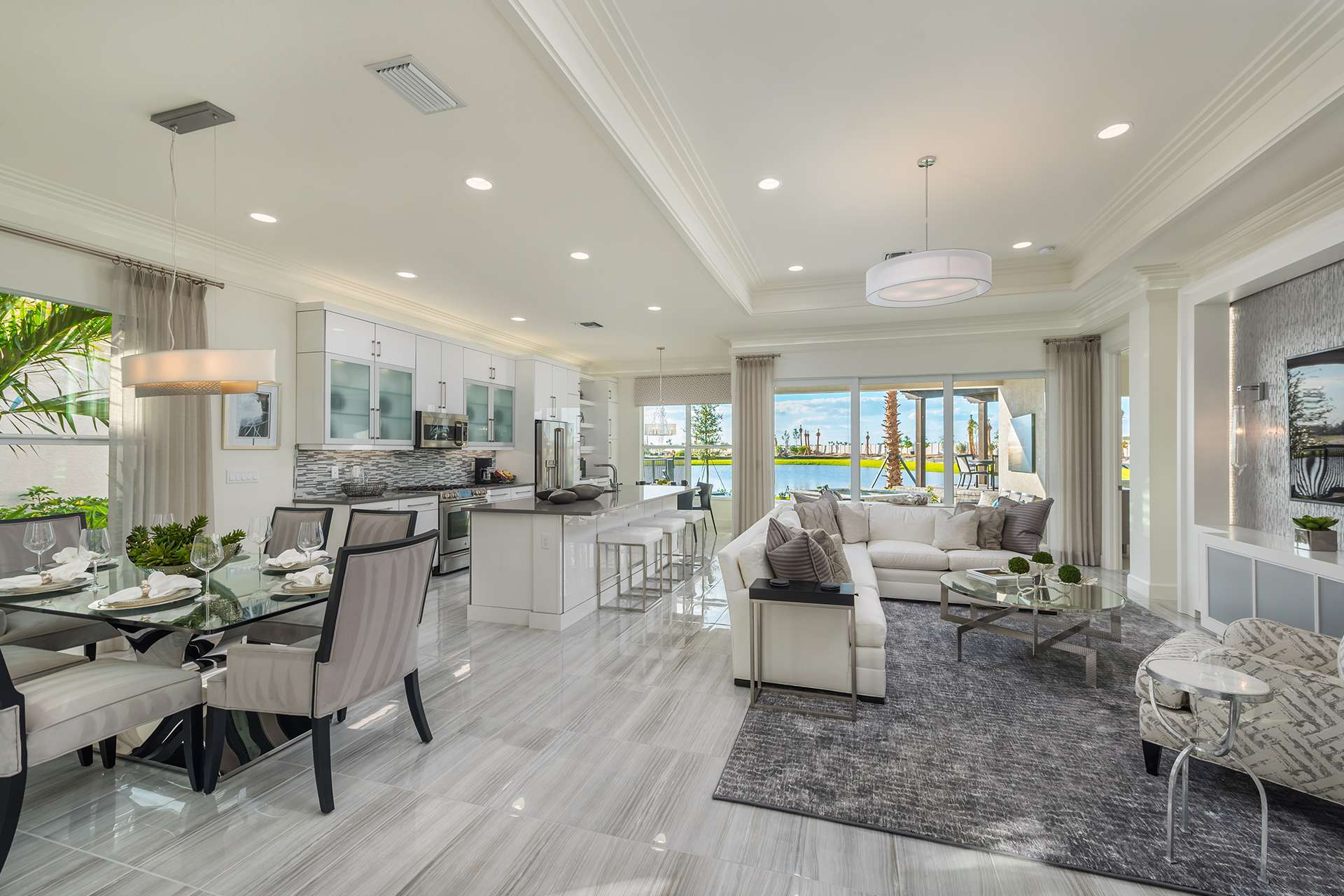 Living Area featured in the Cabernet By GL Homes in Fort Myers, FL