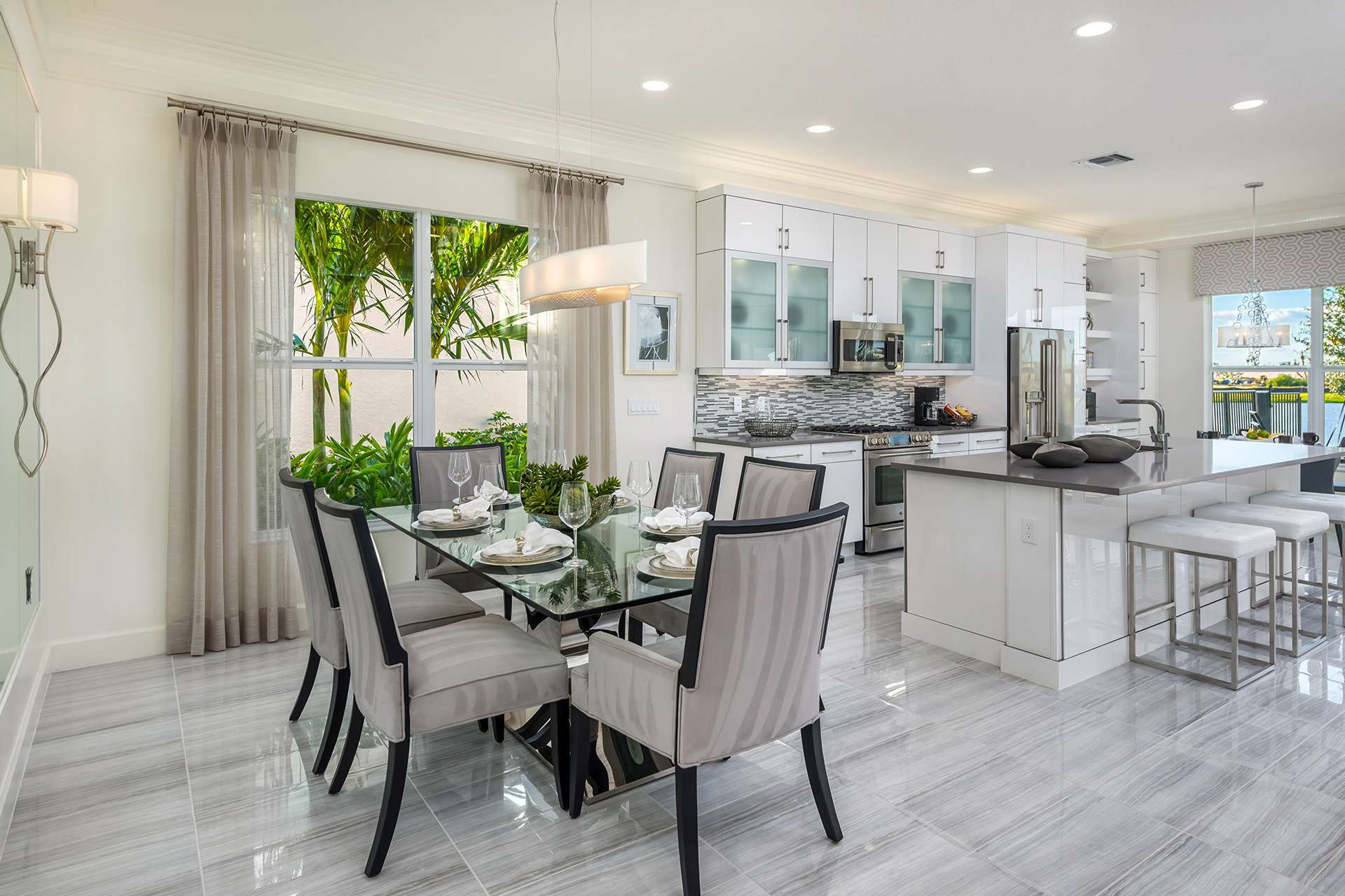 Kitchen featured in the Cabernet By GL Homes in Fort Myers, FL