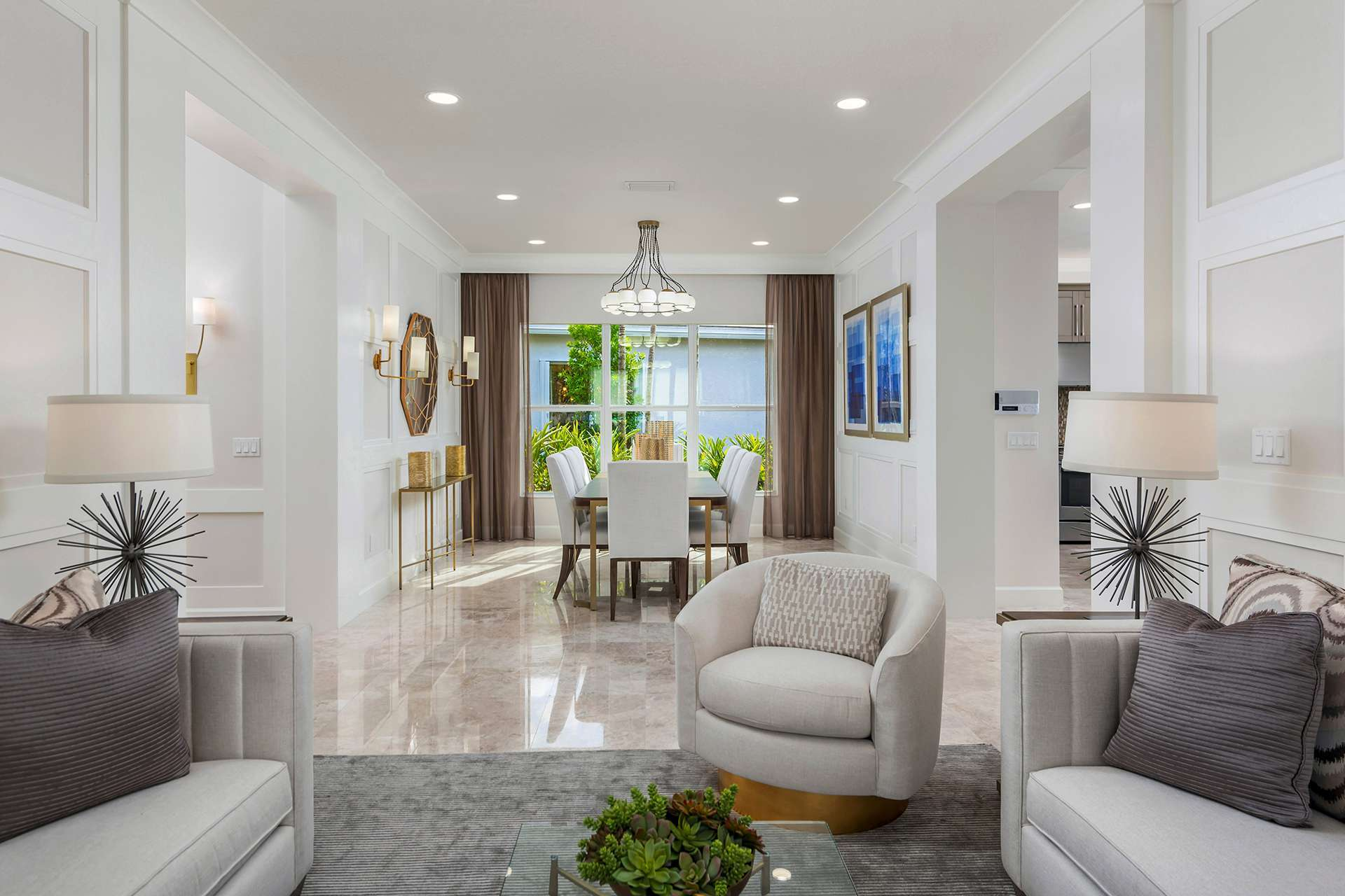 Living Area featured in the Portofino By GL Homes in Fort Myers, FL