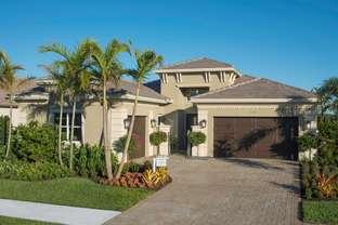 Caroline - Valencia Bonita: Bonita Springs, Florida - GL Homes
