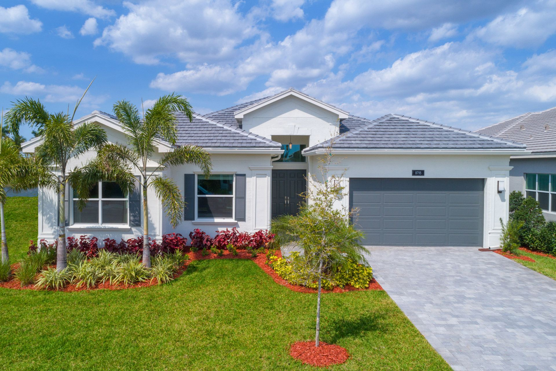 Exterior featured in the Lydia By GL Homes in Fort Myers, FL