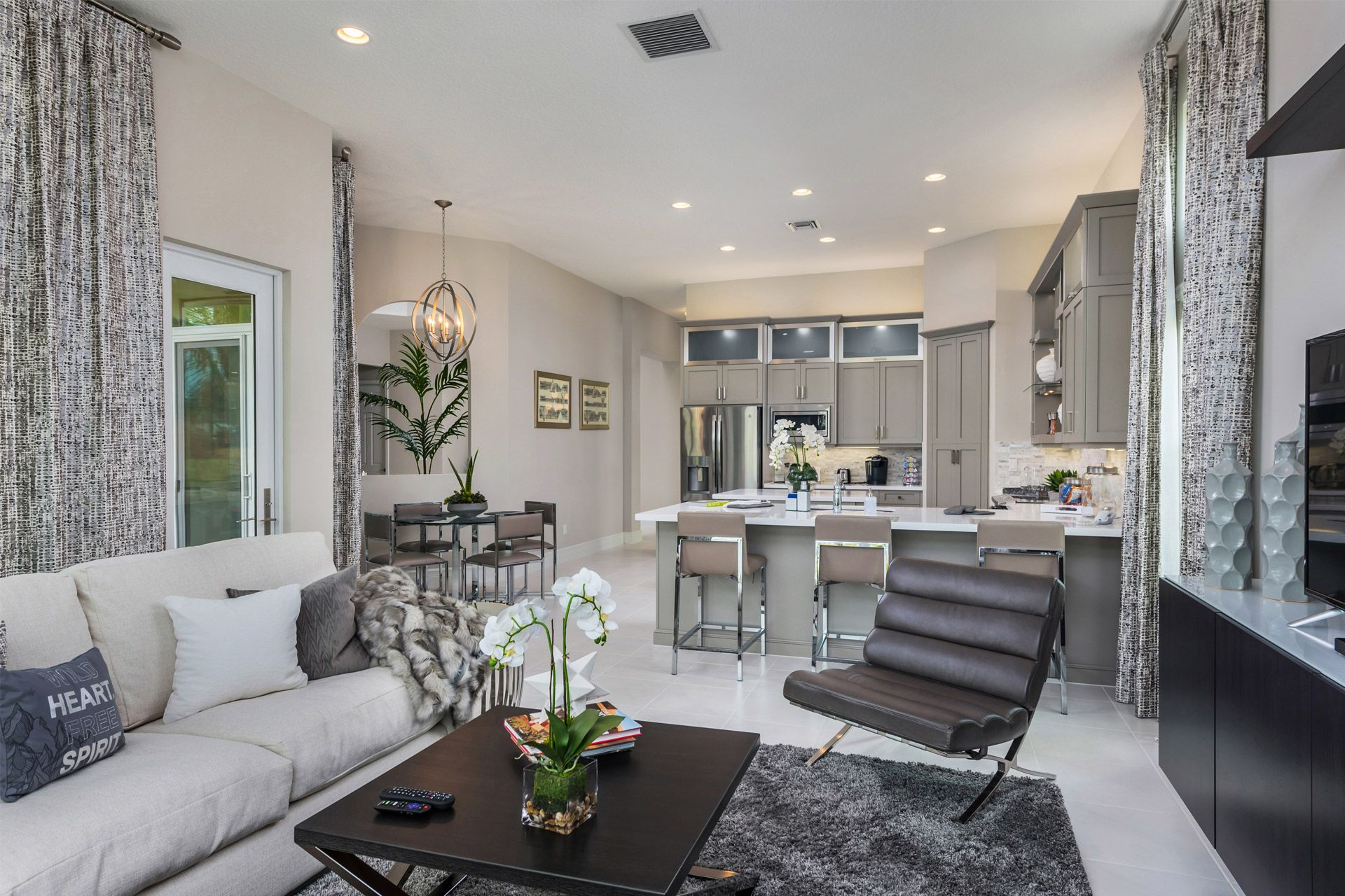 Living Area featured in the Lydia By GL Homes in Fort Myers, FL