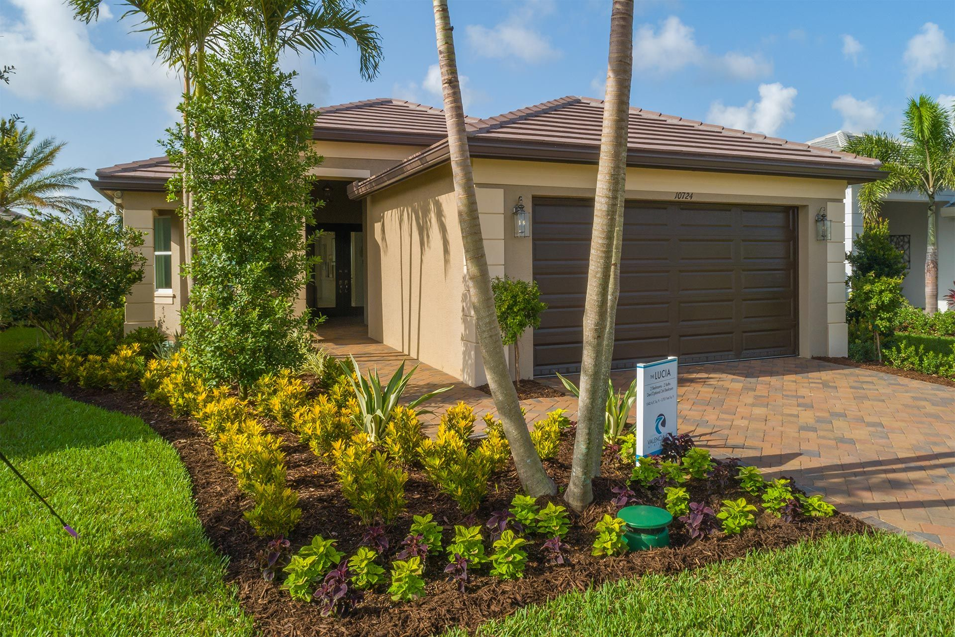 Exterior featured in the Lucia By GL Homes in Martin-St. Lucie-Okeechobee Counties, FL