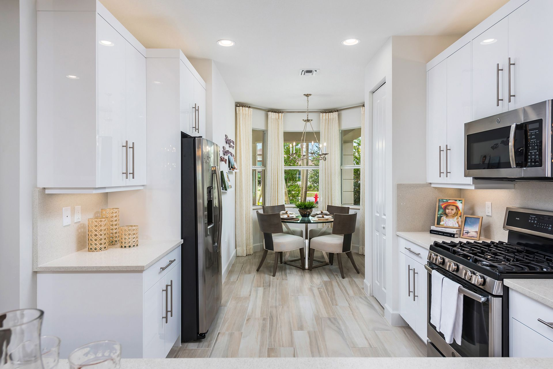 Kitchen featured in the Lucia By GL Homes in Martin-St. Lucie-Okeechobee Counties, FL