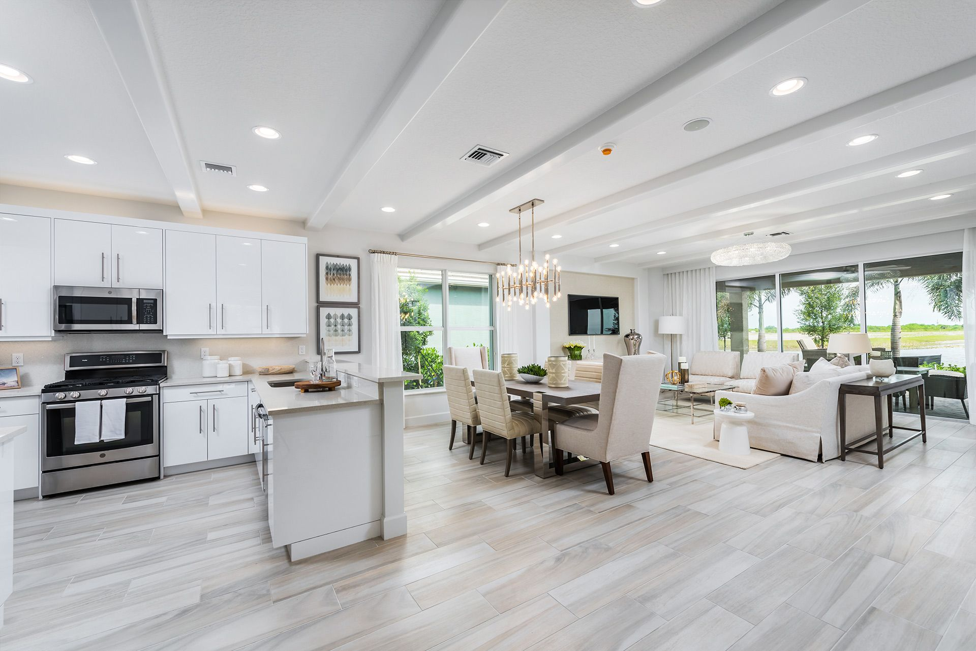 Living Area featured in the Lucia By GL Homes in Martin-St. Lucie-Okeechobee Counties, FL