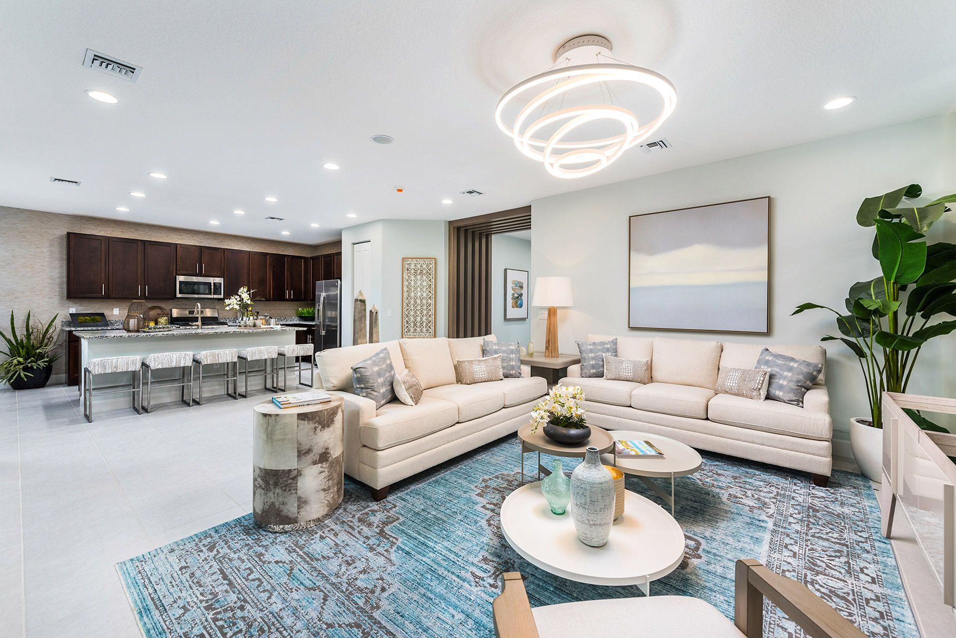Living Area featured in the Sierra By GL Homes in Martin-St. Lucie-Okeechobee Counties, FL