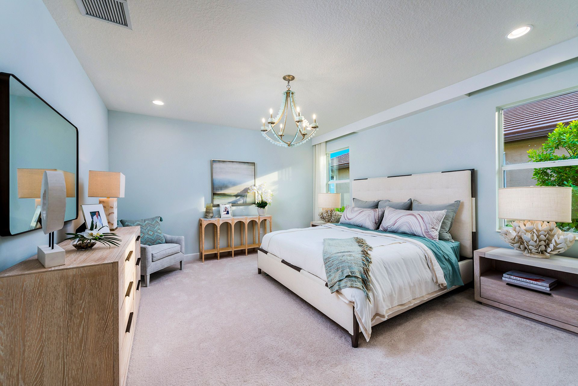 Bedroom featured in the Sierra By GL Homes in Martin-St. Lucie-Okeechobee Counties, FL