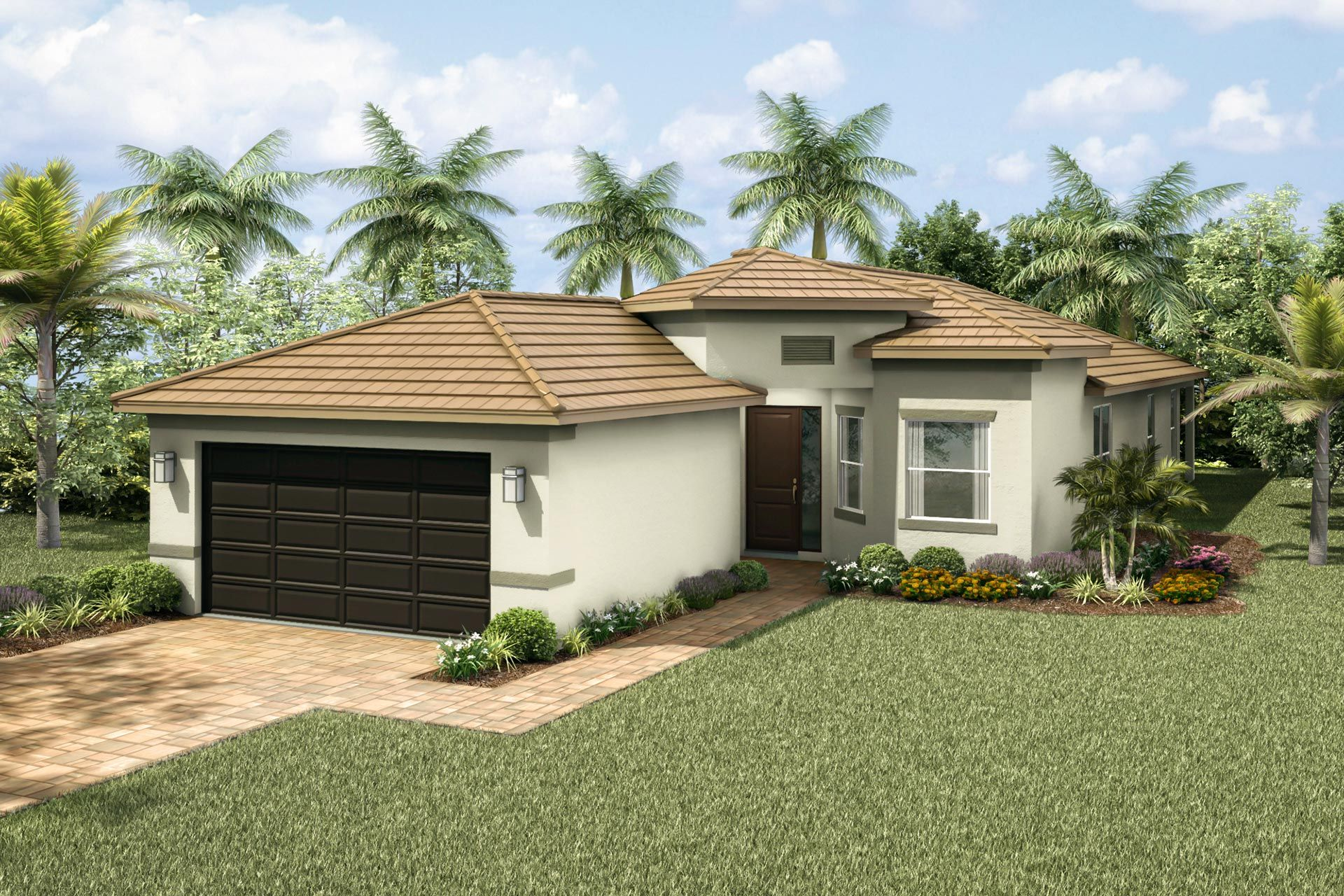 Exterior featured in the Marsala By GL Homes in Martin-St. Lucie-Okeechobee Counties, FL
