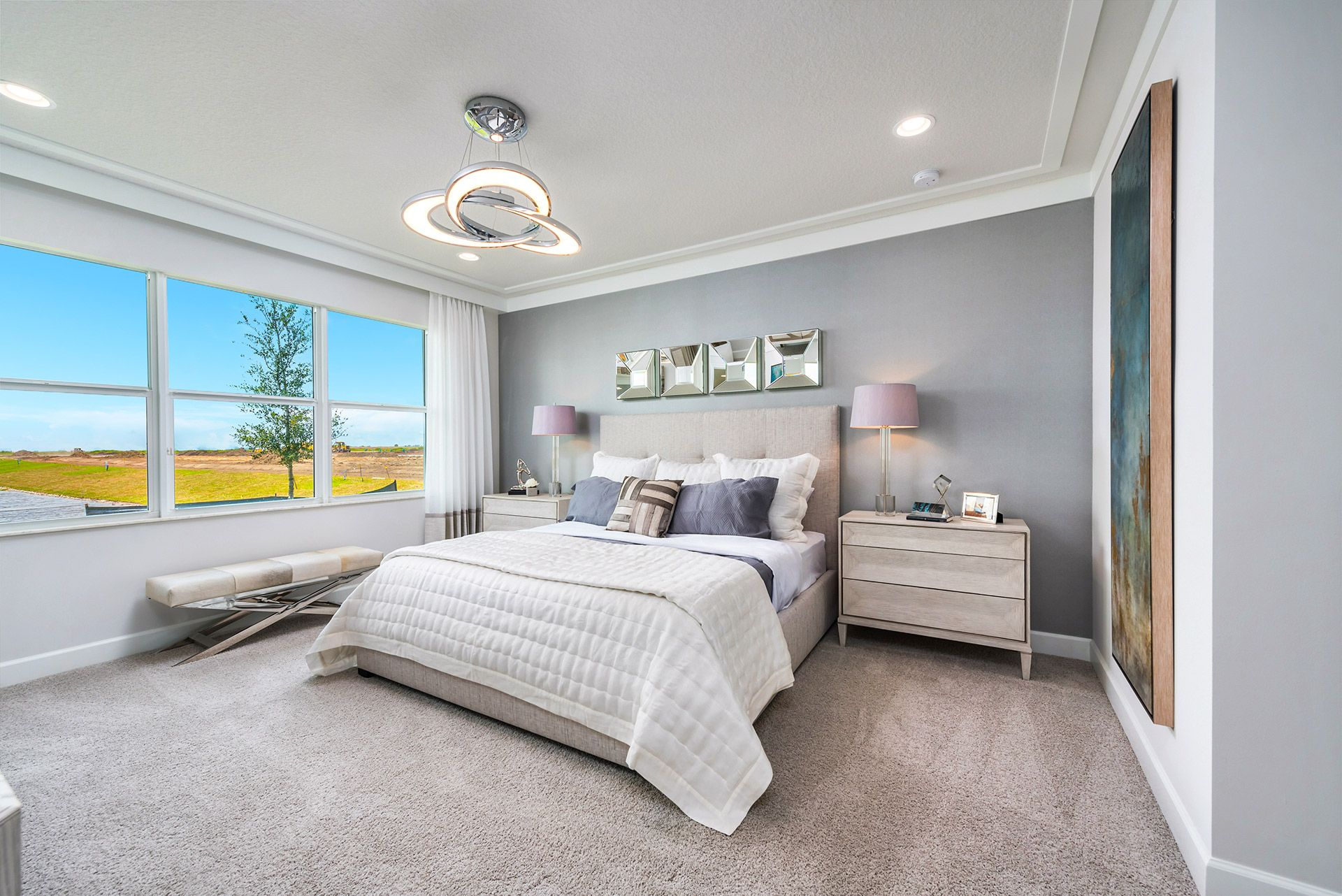 Bedroom featured in the Tribeca By GL Homes in Martin-St. Lucie-Okeechobee Counties, FL
