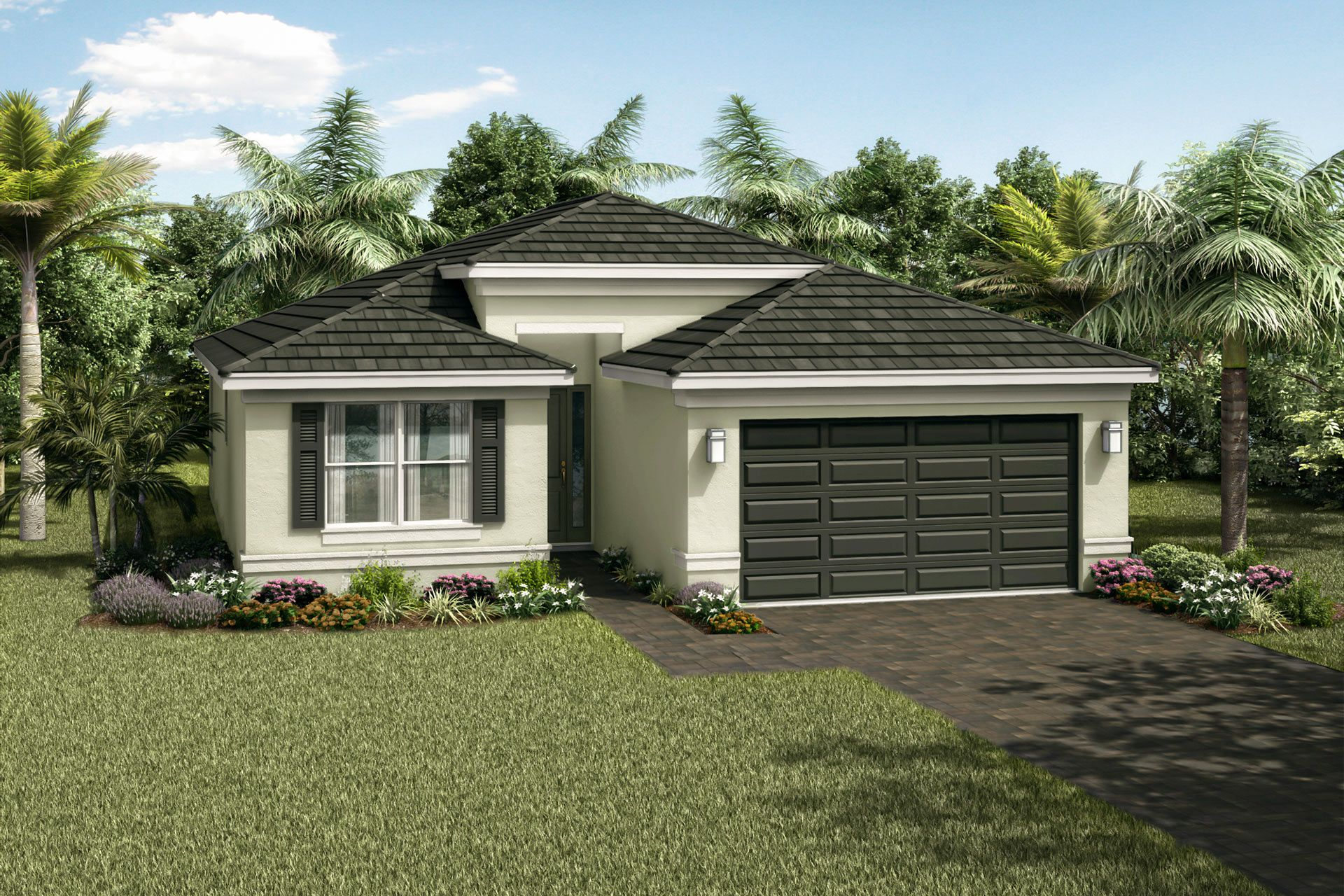 Exterior featured in the Egret By GL Homes in Martin-St. Lucie-Okeechobee Counties, FL