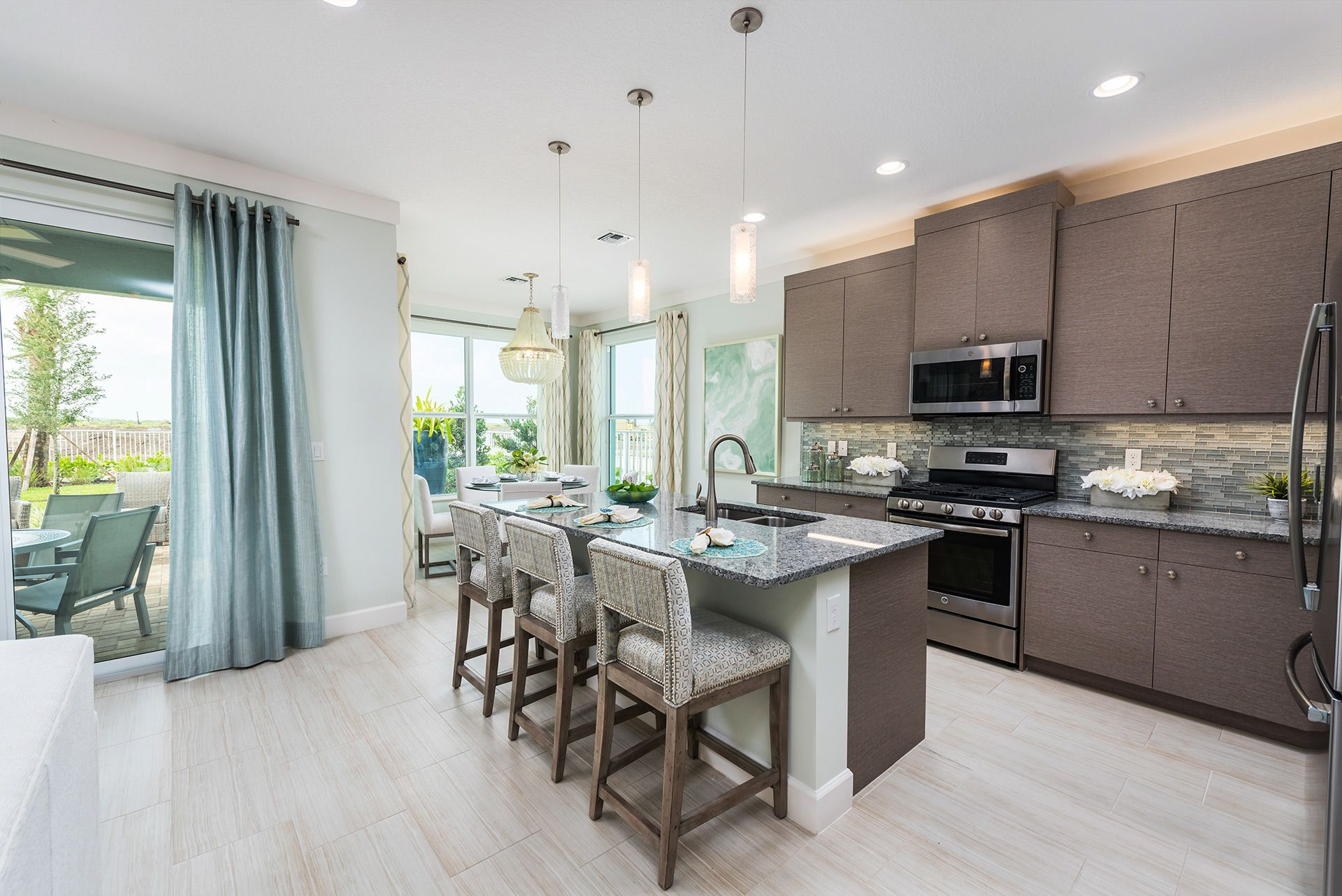 Kitchen featured in the Ibis By GL Homes in Martin-St. Lucie-Okeechobee Counties, FL