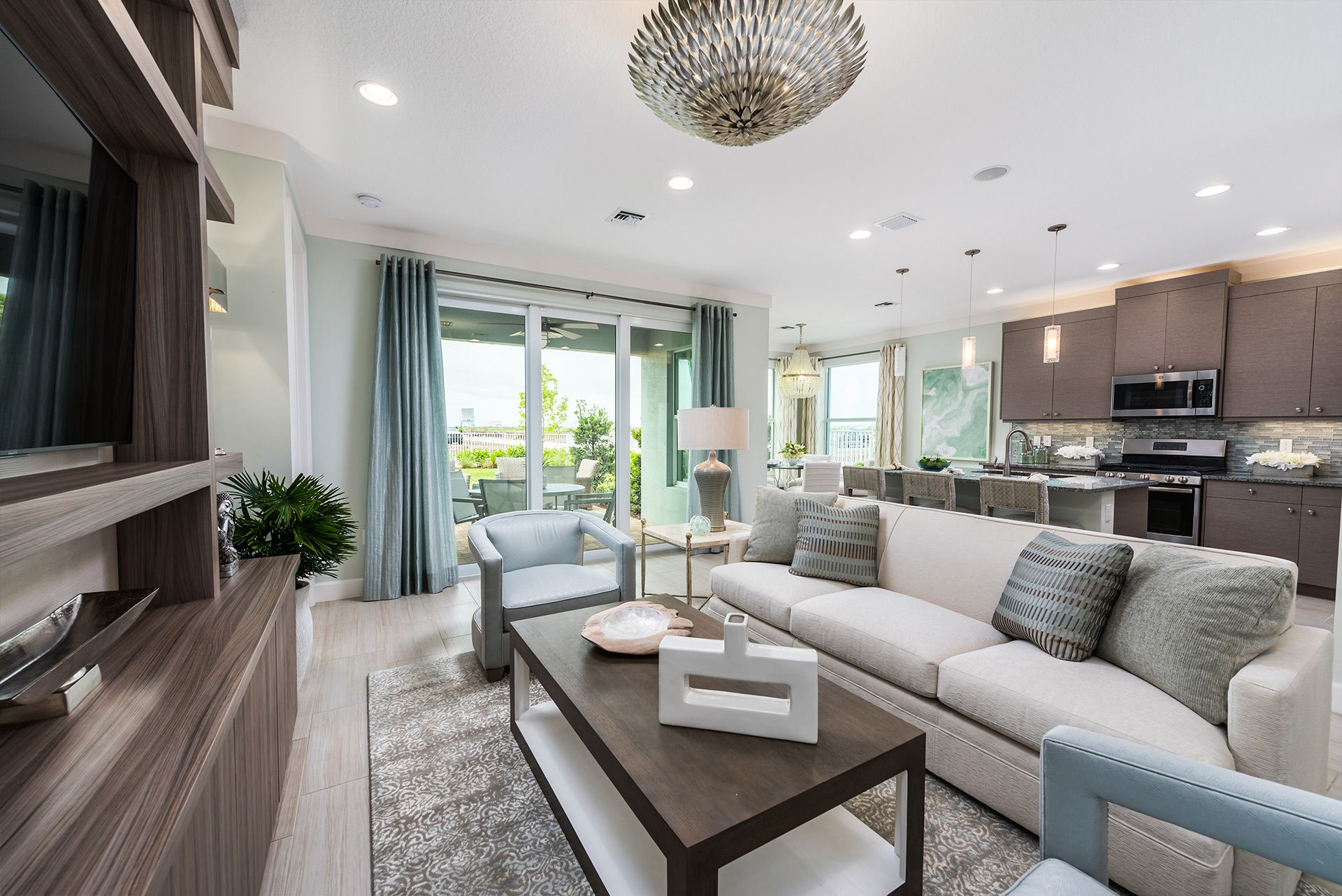 Living Area featured in the Ibis By GL Homes in Martin-St. Lucie-Okeechobee Counties, FL