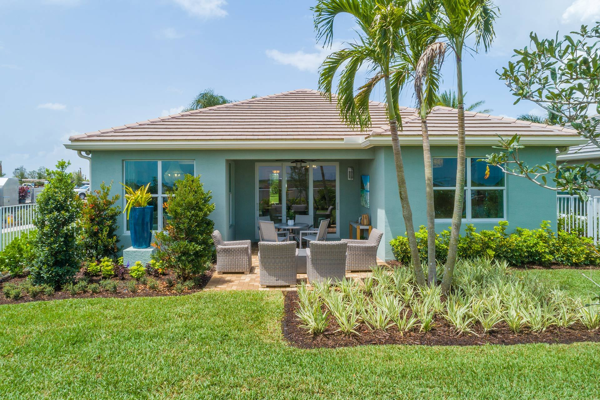 Exterior featured in the Ibis By GL Homes in Martin-St. Lucie-Okeechobee Counties, FL