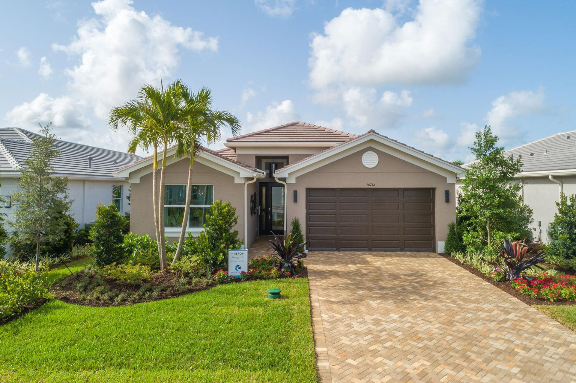 Exterior featured in the Heron By GL Homes in Martin-St. Lucie-Okeechobee Counties, FL
