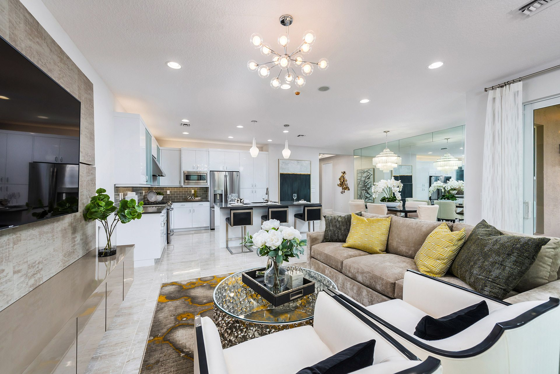Living Area featured in the Heron By GL Homes in Martin-St. Lucie-Okeechobee Counties, FL