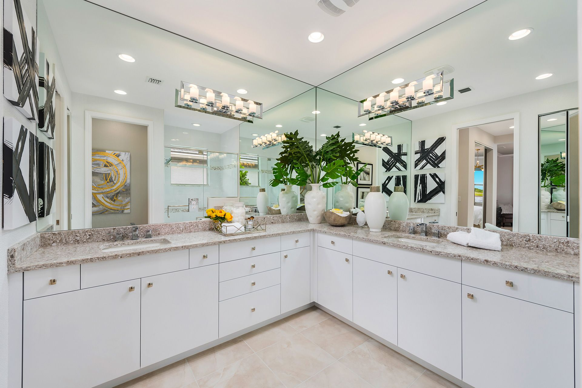 Bathroom featured in the Heron By GL Homes in Martin-St. Lucie-Okeechobee Counties, FL