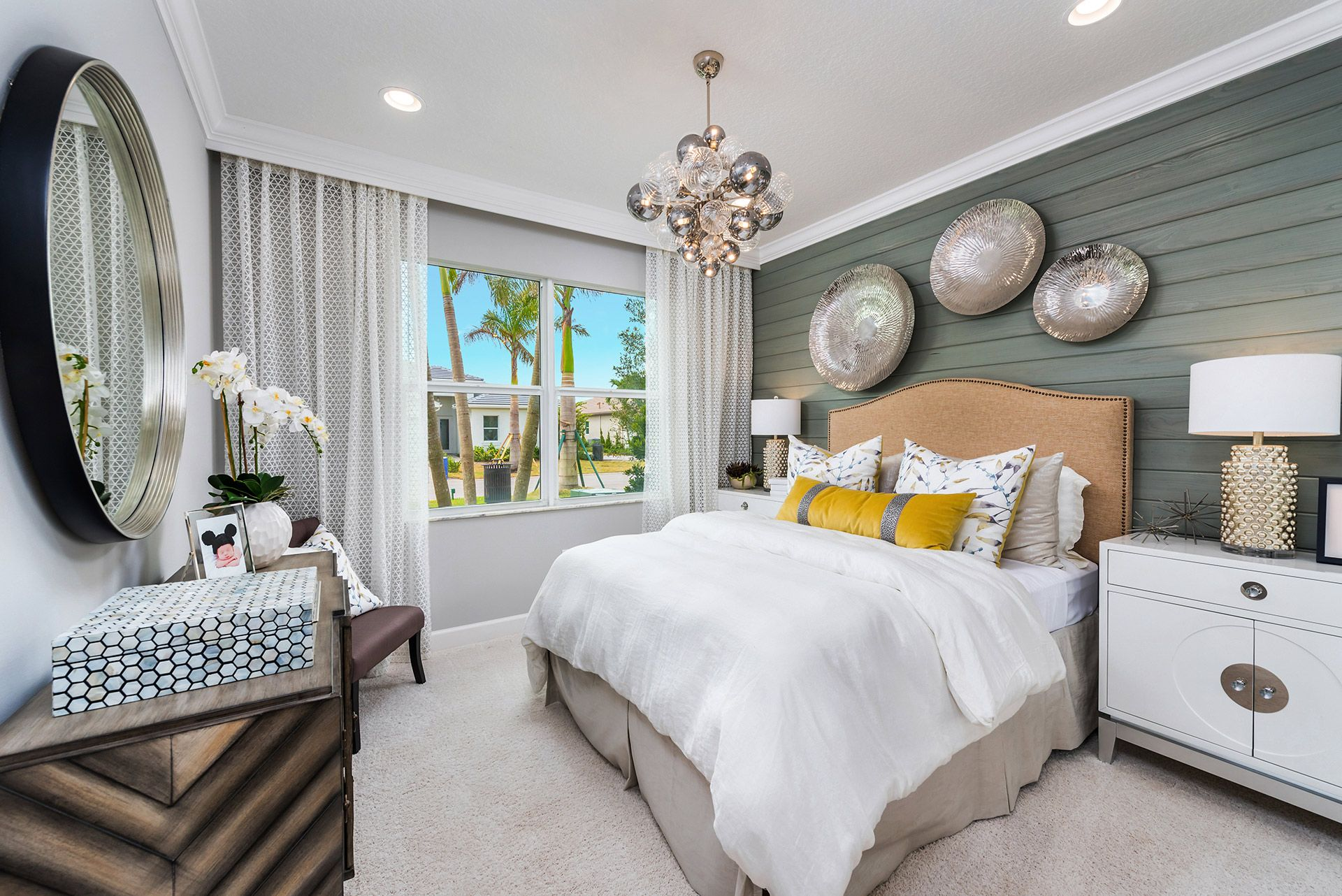 Bedroom featured in the Heron By GL Homes in Martin-St. Lucie-Okeechobee Counties, FL