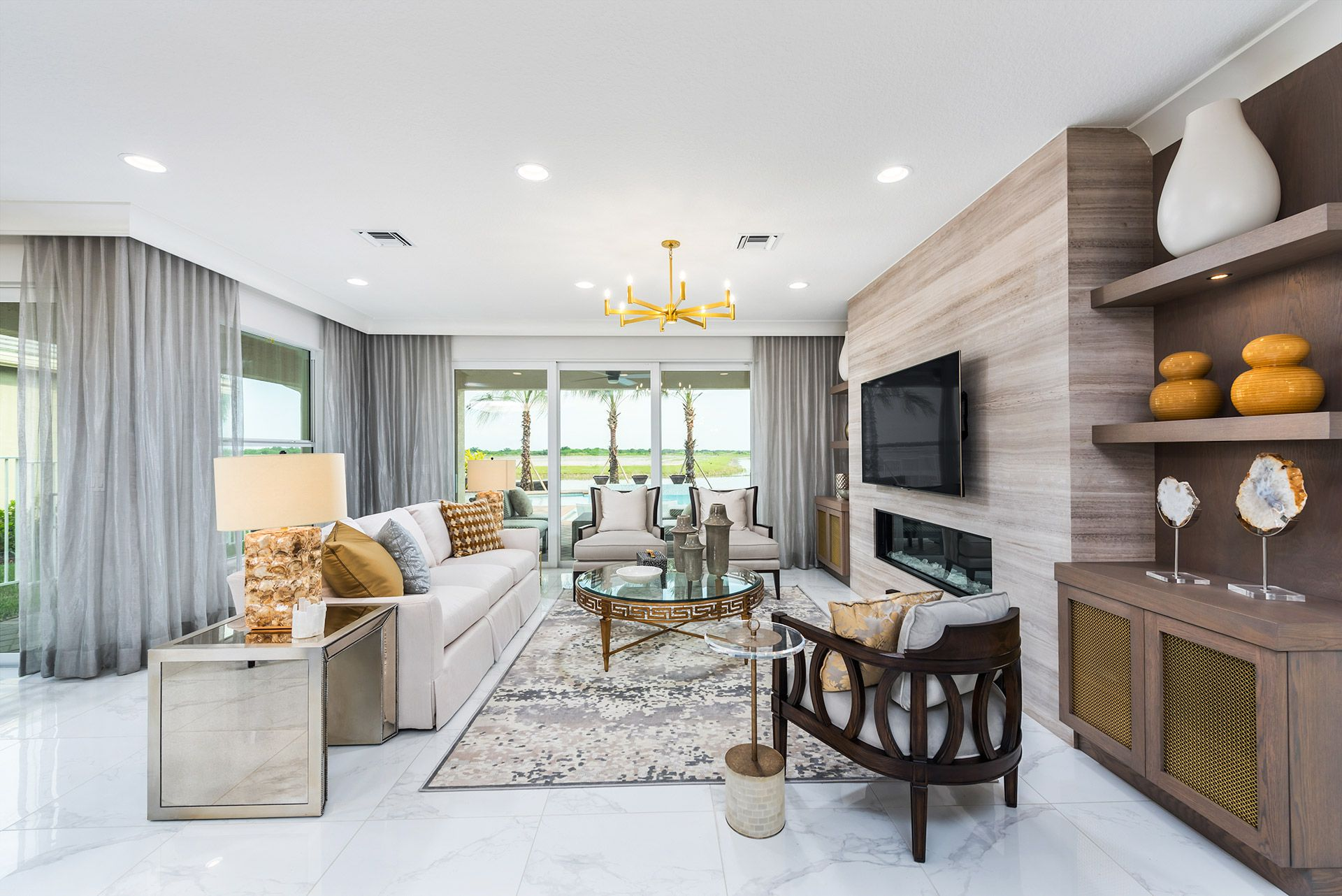 Living Area featured in the Bimini By GL Homes in Martin-St. Lucie-Okeechobee Counties, FL