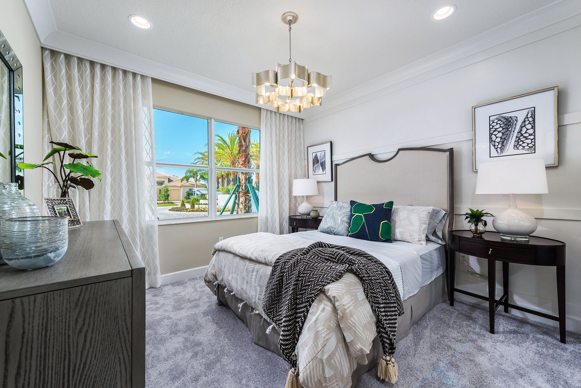 Bedroom featured in the Bimini By GL Homes in Martin-St. Lucie-Okeechobee Counties, FL