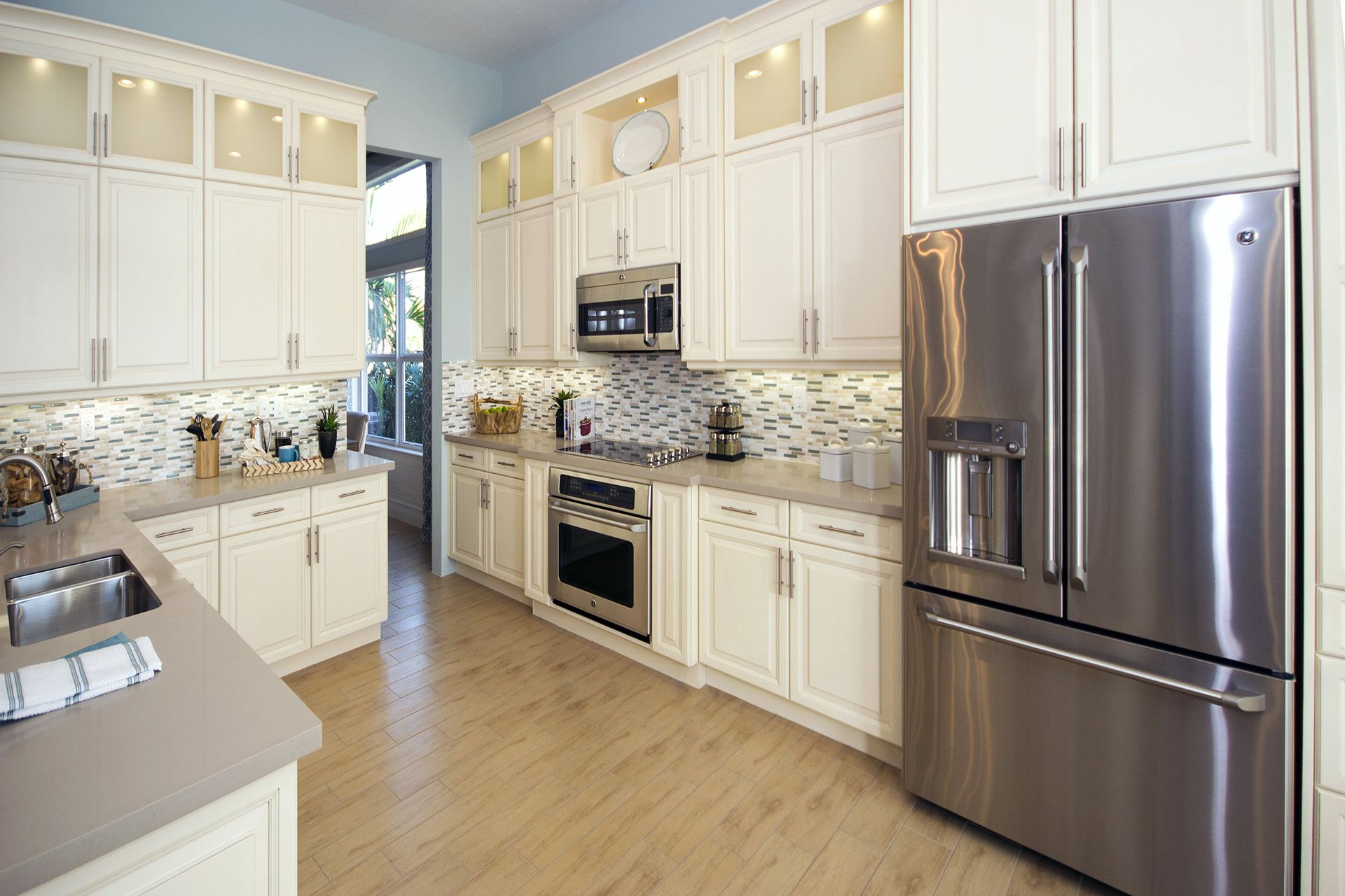 Kitchen featured in the Alexandra Grande By GL Homes in Martin-St. Lucie-Okeechobee Counties, FL