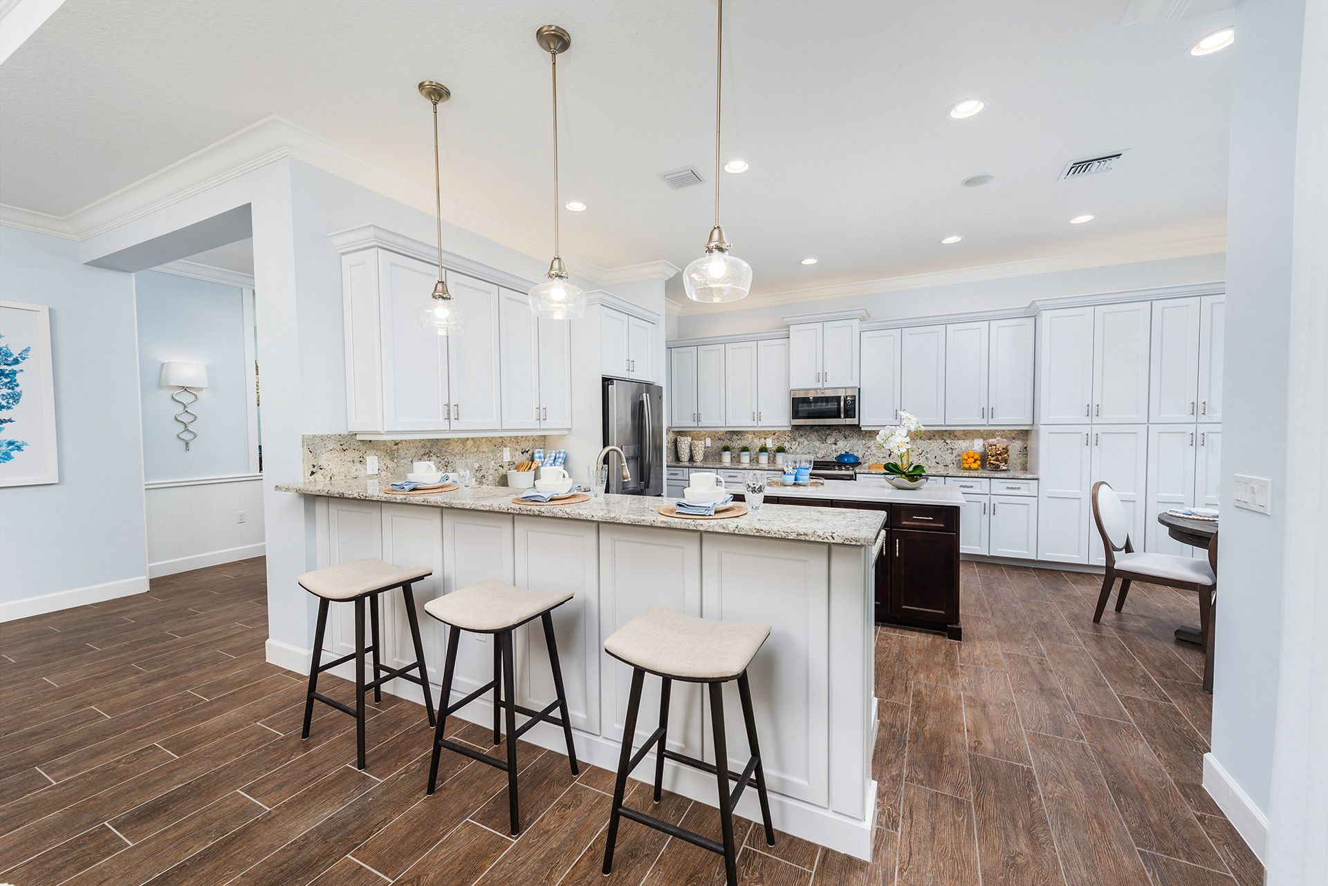 Kitchen featured in the Caroline By GL Homes in Martin-St. Lucie-Okeechobee Counties, FL