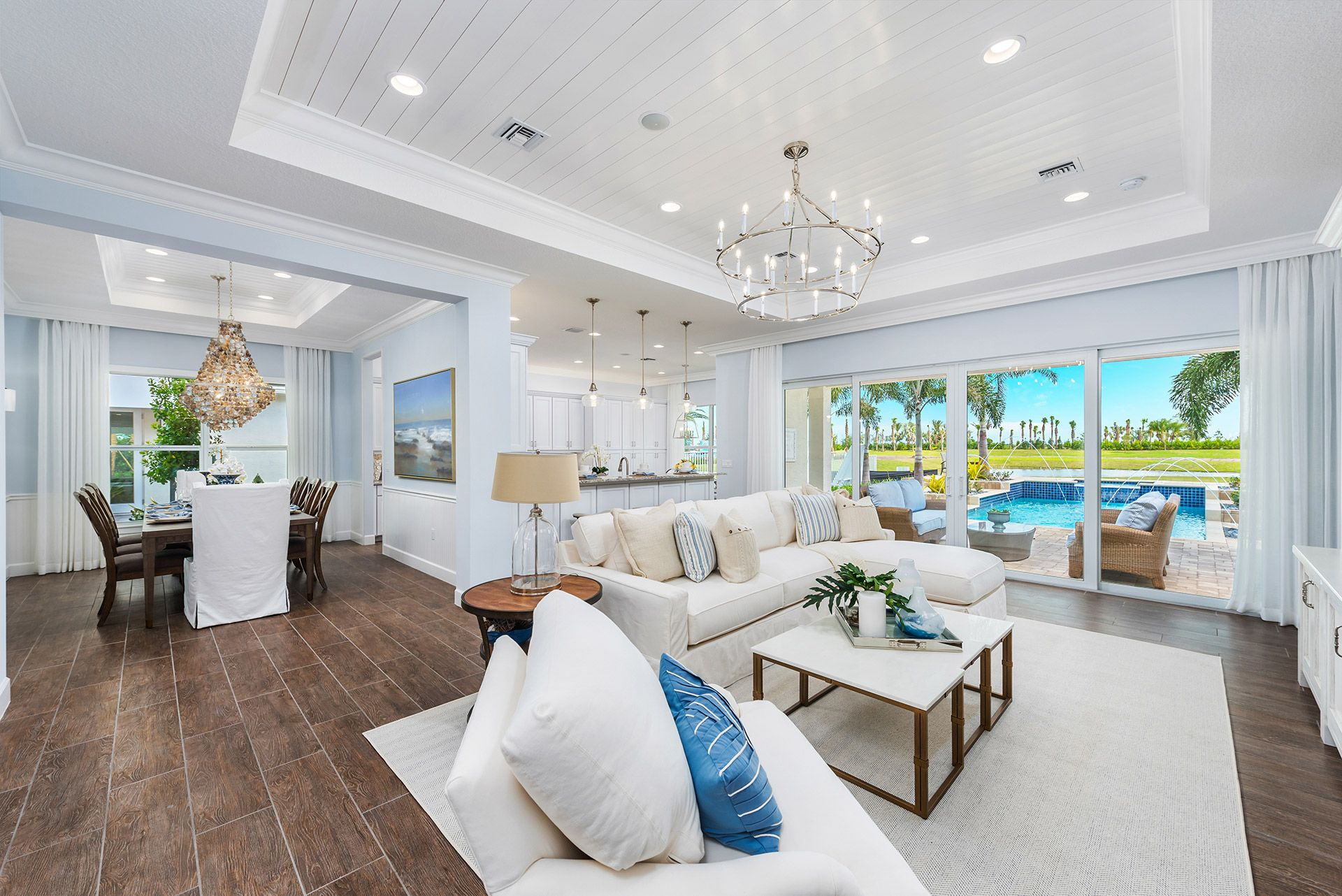 Living Area featured in the Caroline By GL Homes in Martin-St. Lucie-Okeechobee Counties, FL