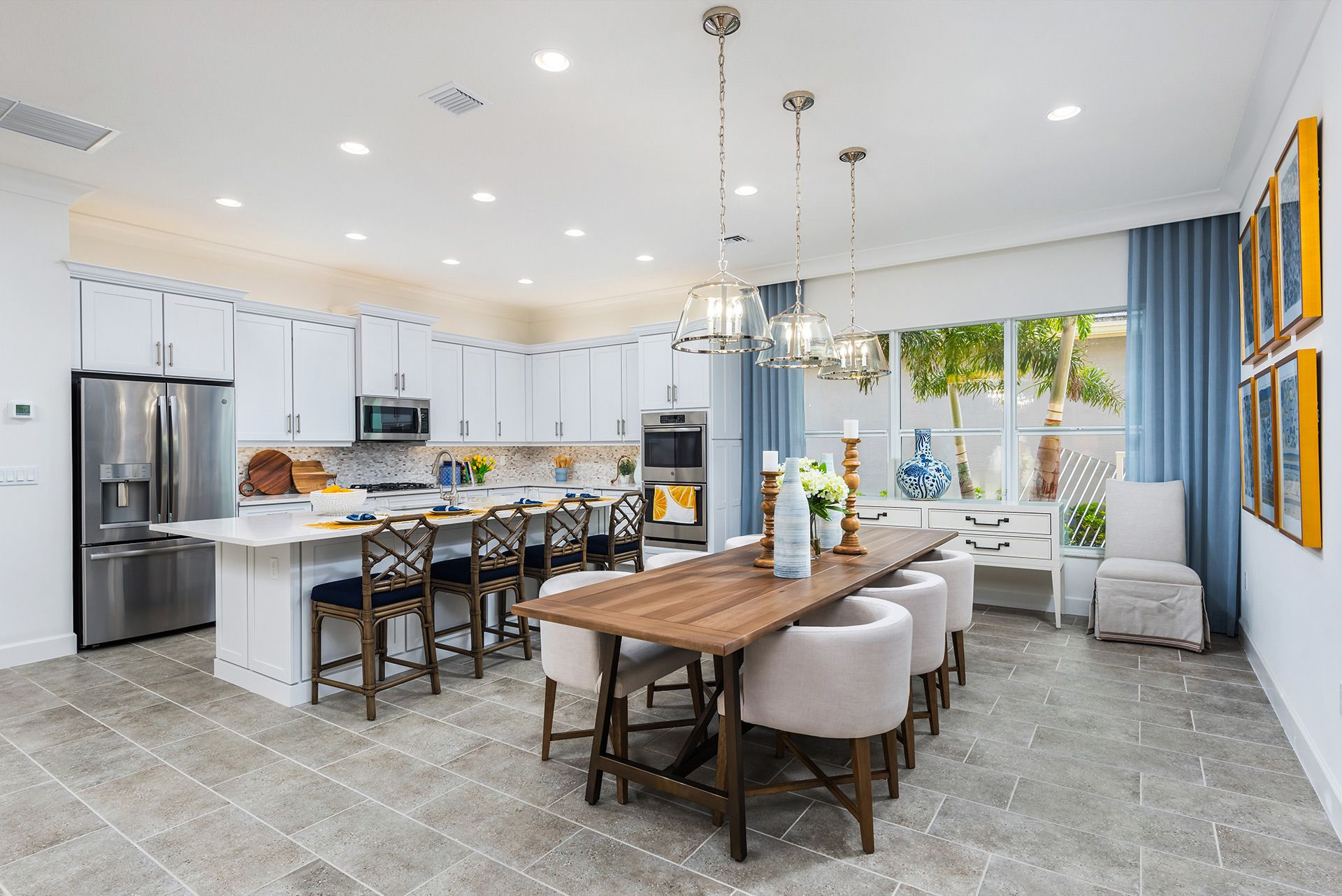Kitchen featured in the Bianca By GL Homes in Martin-St. Lucie-Okeechobee Counties, FL