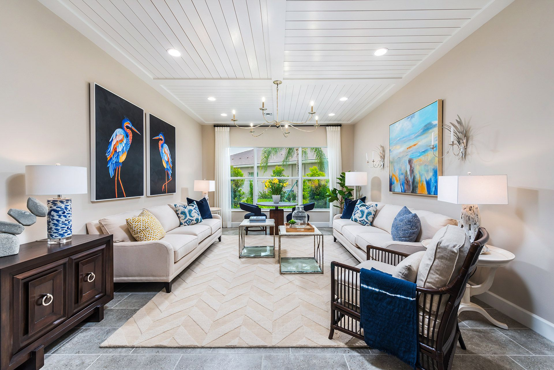 Living Area featured in the Bianca By GL Homes in Martin-St. Lucie-Okeechobee Counties, FL