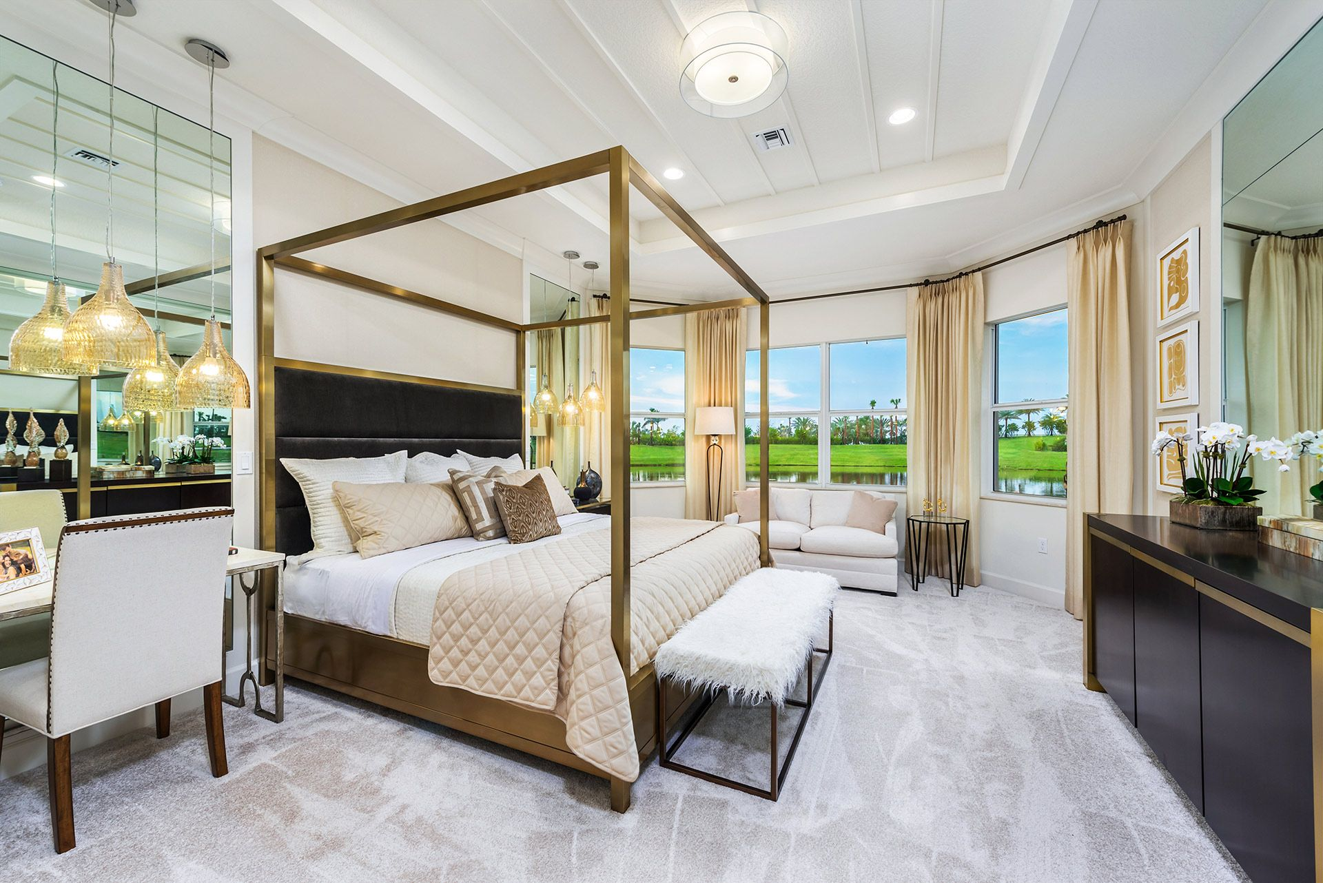 Bedroom featured in the Carlyle By GL Homes in Martin-St. Lucie-Okeechobee Counties, FL