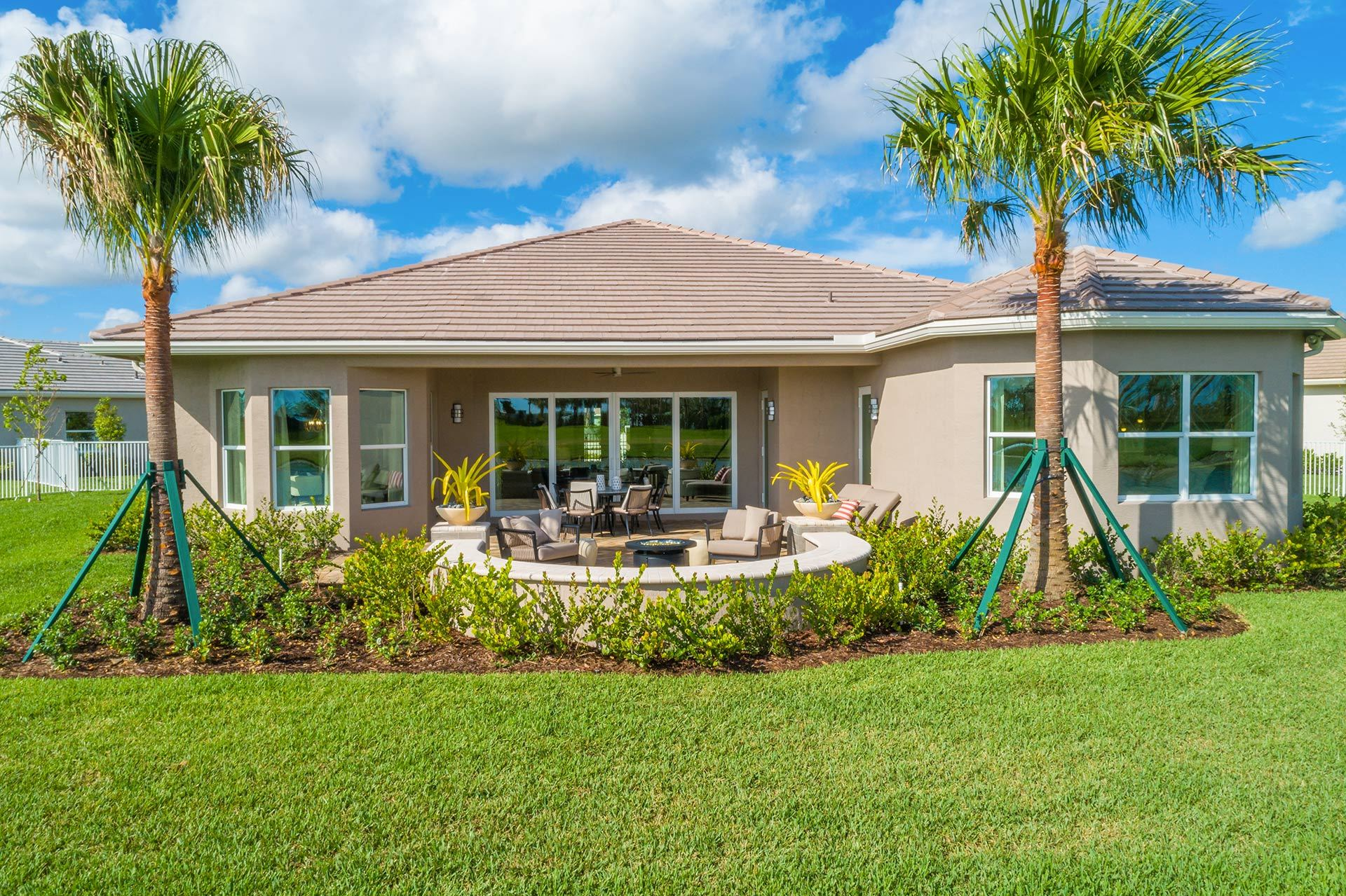 Exterior featured in the Carlyle By GL Homes in Martin-St. Lucie-Okeechobee Counties, FL