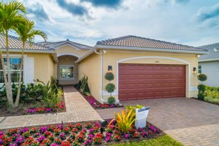 Nantucket - Valencia Del Sol: Wimauma, Florida - GL Homes