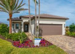 Capri - Valencia Del Sol: Wimauma, Florida - GL Homes