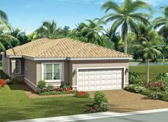Positano - Valencia Del Sol: Wimauma, Florida - GL Homes