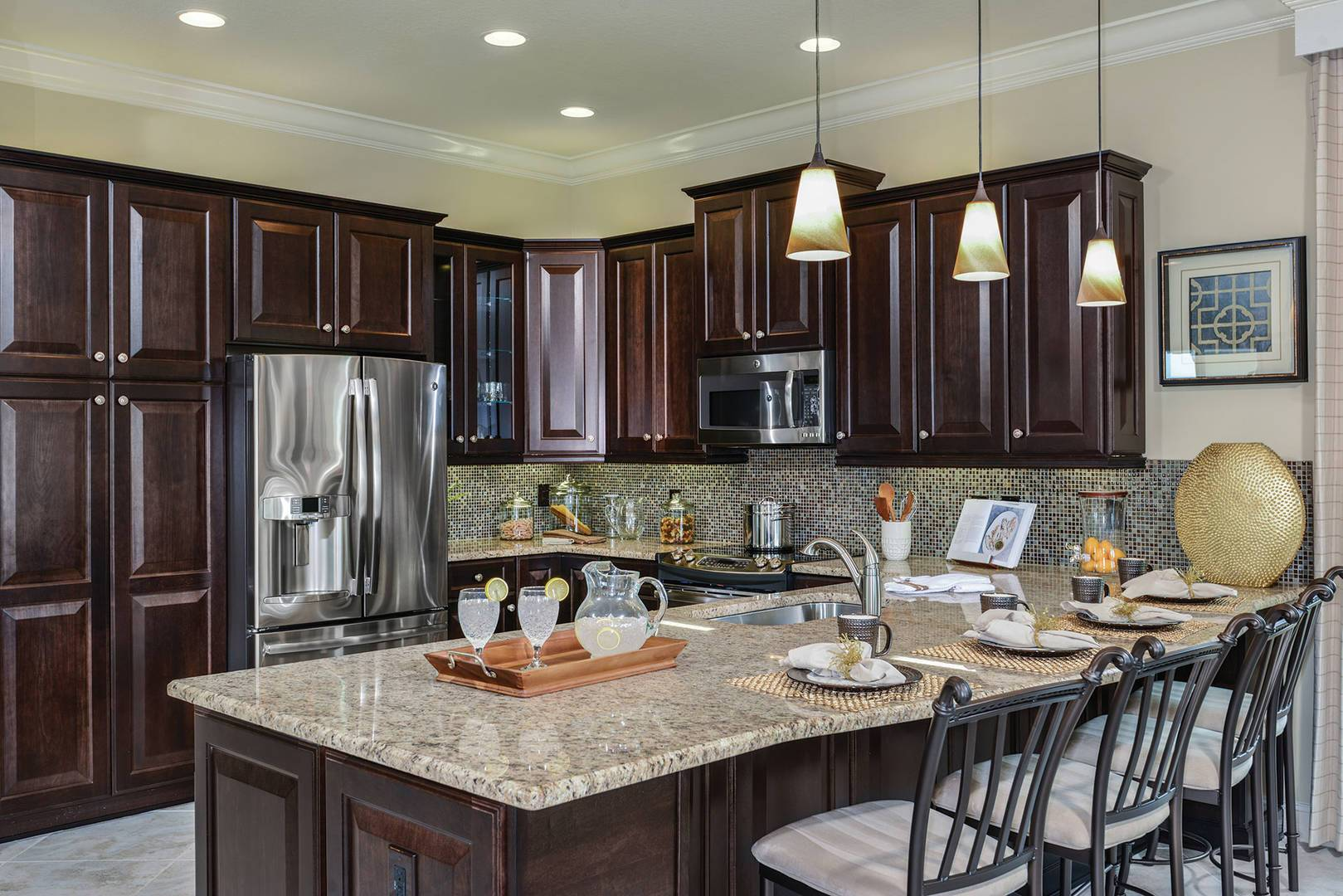 Kitchen featured in the Marsala By GL Homes in Tampa-St. Petersburg, FL