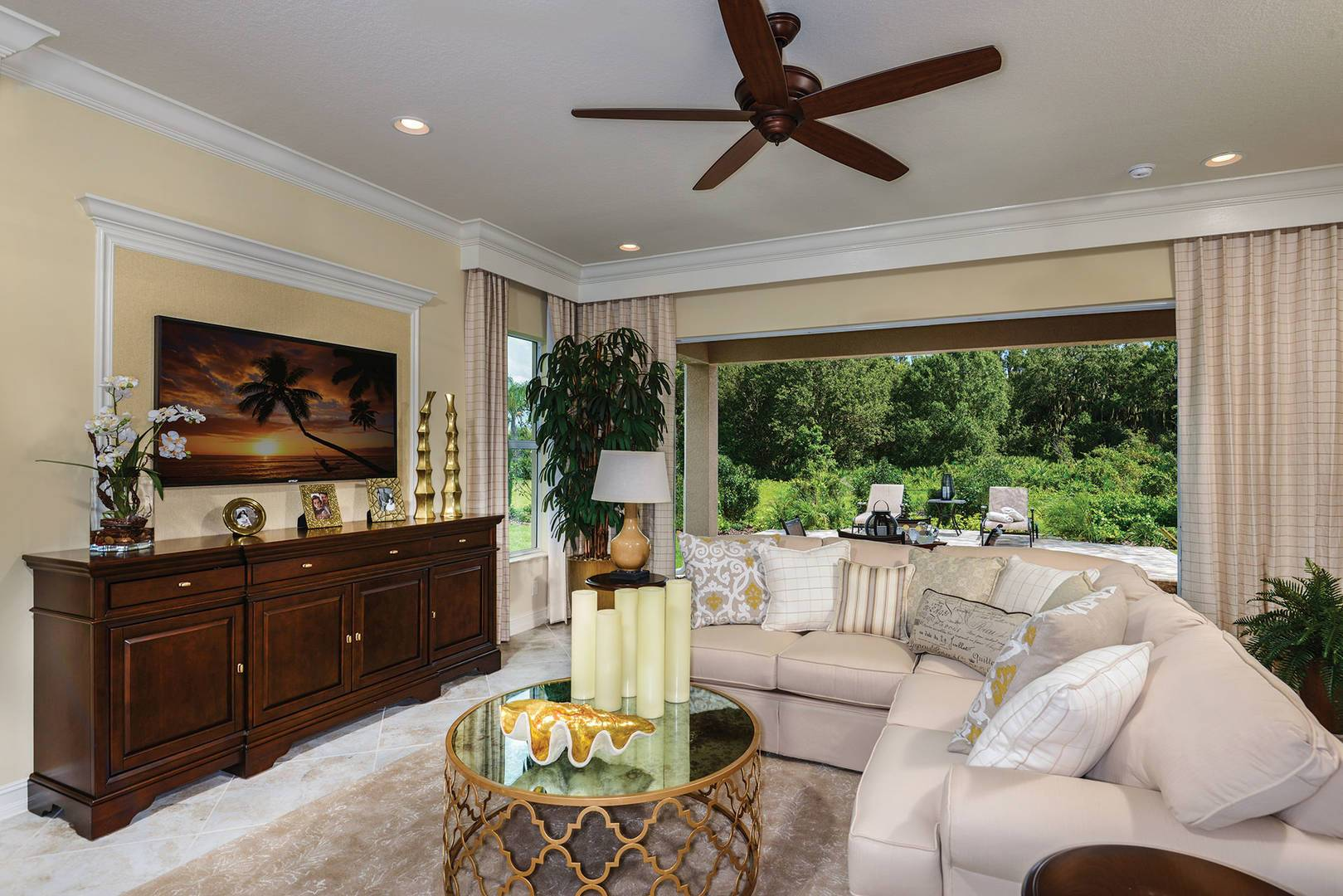 Living Area featured in the Marsala By GL Homes in Tampa-St. Petersburg, FL