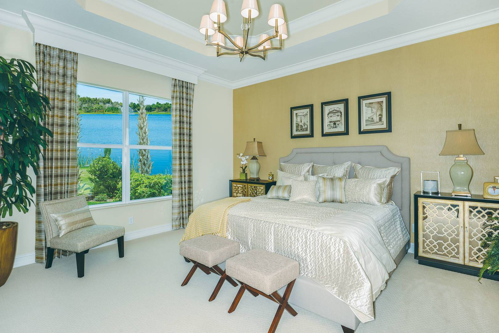 Bedroom featured in the Marsala By GL Homes in Tampa-St. Petersburg, FL