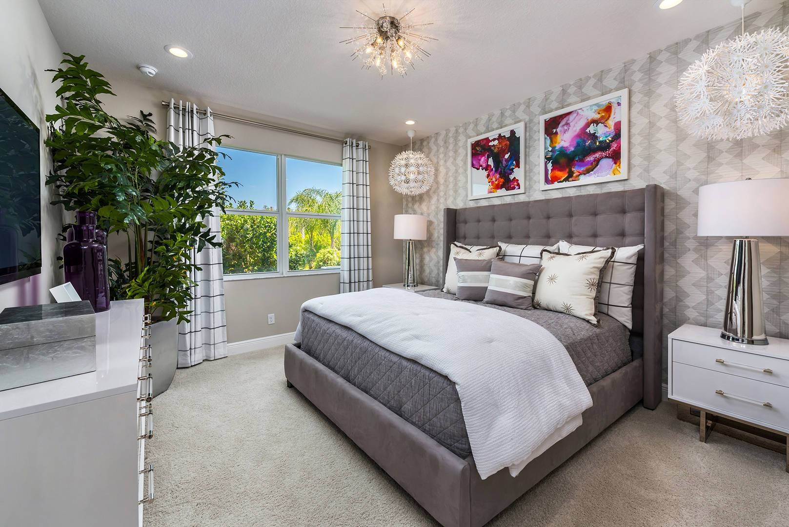 Bedroom featured in the Bella By GL Homes in Tampa-St. Petersburg, FL