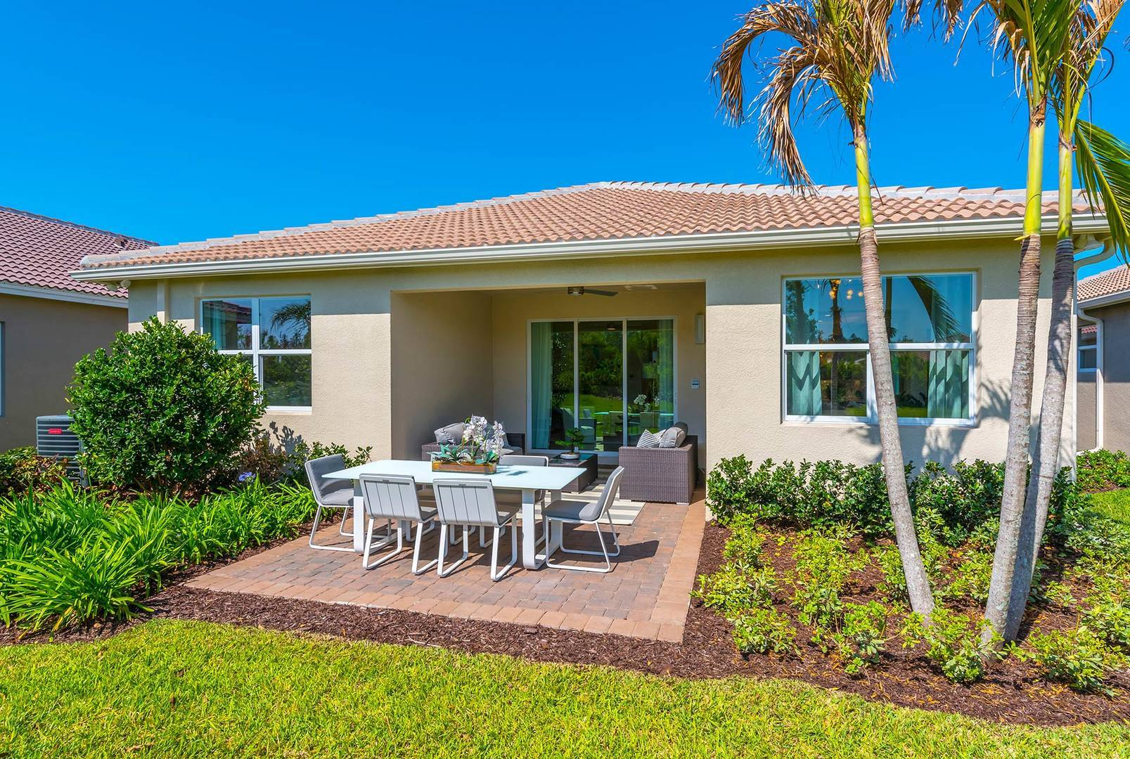 Exterior featured in the Bella By GL Homes in Tampa-St. Petersburg, FL
